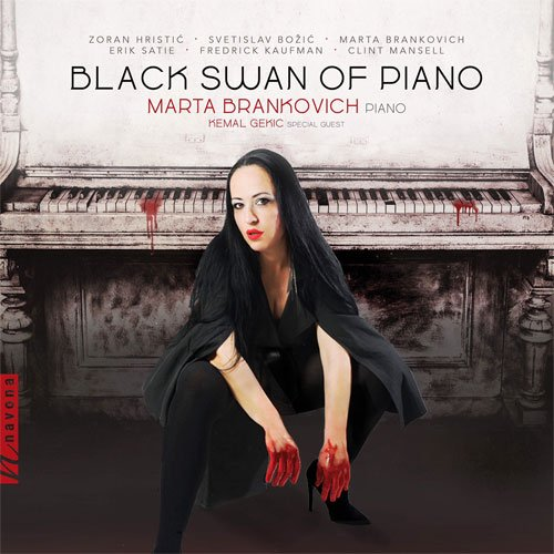 Black Swan of piano